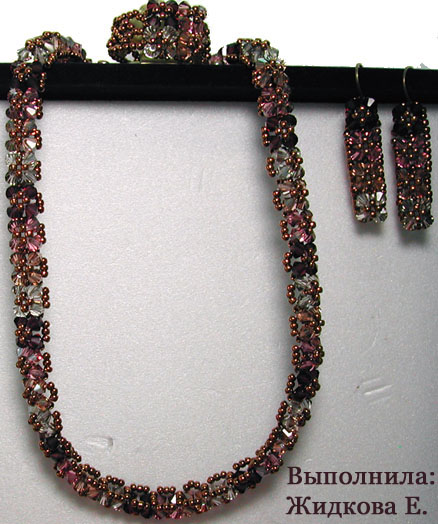 | 3Dbeading.com - Free 3-D Beading Pattern Instructions and